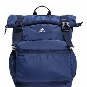 Adidas Yola II backpack navy blue nwt